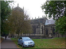 SK5319 : An early morning visit to Loughborough Parish Church (6) by Basher Eyre