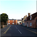 TL6474 : B1104 Mill Street, Isleham by Adrian Cable