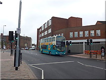 SK5319 : Bus in Fennel Street by Basher Eyre