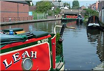 SO8171 : Stourport-on-Severn basin by Peter Evans
