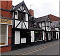 SJ2929 : Grade II listed 13 Beatrice Street in Oswestry by Jaggery