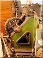SD7922 : Steam Engine, Haslingden Grane Mill by David Dixon