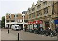 TL4558 : Sidney Street, Cambridge by Hugh Venables