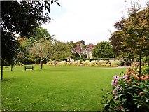 TQ4109 : Southover Grange Gardens, Lewes by Derek Voller