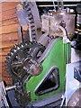 SD7922 : Steam Engine at Haslingden Grane Mill (Close up) by David Dixon