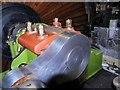 SD7922 : Mill Engine Detail, Haslingden Grane by David Dixon
