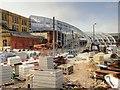 SJ8498 : Manchester Victoria Redevelopment - Sept 2014 by David Dixon