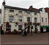 SJ2929 : Castle Tavern, Oswestry by Jaggery