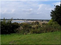 TL9919 : Abberton Reservoir by Bikeboy