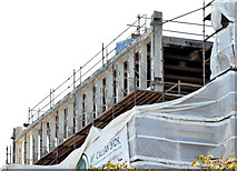 J3372 : Former library, Queen's University, Belfast - September 2014(2) by Albert Bridge