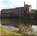 SJ4911 : The Brewery, Longden Coleham, Shrewsbury by Jaggery