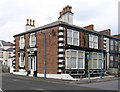 NZ5132 : Hartlepool - house at corner of Scarborough Street by Dave Bevis