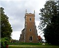 TL9615 : St Stephen Great Wigborough by Bikeboy