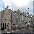 NJ9305 : 122 Crown Street, Aberdeen by Bill Harrison
