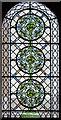 SK7053 : Bramley Apple window, Southwell Minster by J.Hannan-Briggs