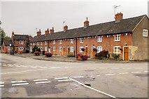 SK3528 : Barrow Upon Trent, The Row by David Dixon