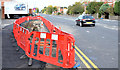 J3873 : Upper Newtownards Road (EWAY), Knock, Belfast - September 2014(2) by Albert Bridge