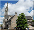NJ9306 : St Mary's RC Cathedral, Huntly Street, Aberdeen by Bill Harrison