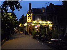 TQ3179 : London: the Duke of Sussex, Baylis Road by Chris Downer