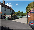 ST8645 : Not a military police speed check area, Warminster by Jaggery