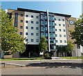 ST3187 : Newport Student Village by Jaggery