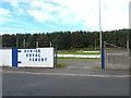 NT5115 : Hawick Royal Albert Football Club by Oliver Dixon