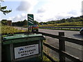 SX0864 : The A30, heading north-east by Rob Purvis