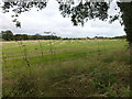 TG1827 : Farmland between Blickling and Aylsham by Richard Humphrey