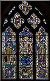 TQ5802 : East Window, St Mary's church, Willingdon by Julian P Guffogg