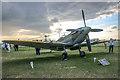 SU8707 : Goodwood Revival 2014 - Hawker Hurricane by Christine Matthews