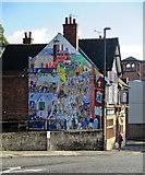 SK3536 : Derby: Old Ilk by John Sutton