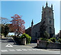 ST4071 : Christchurch, Clevedon by Jaggery
