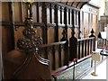 SU6356 : Choir stalls in the Chapel by Bill Nicholls