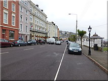 W7966 : Westbourne Place, Cobh by Kenneth  Allen