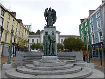 W7966 : Lusitania Peace Memorial, Cobh by Kenneth  Allen