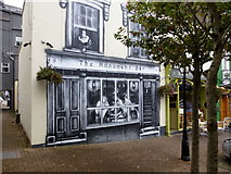 W7966 : The Monument Bar, Cobh by Kenneth  Allen