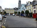 W7966 : Pearse Square, Cobh by Kenneth  Allen