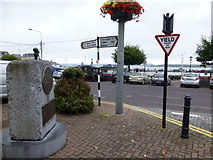 W7966 : West Beach, Cobh by Kenneth  Allen