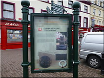 W7966 : Titanic Memorial Information Board, Cobh by Kenneth  Allen
