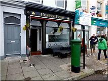 W7966 : Coffee Cove, Cobh by Kenneth  Allen