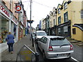 W8066 : Harbour Row, Cobh by Kenneth  Allen