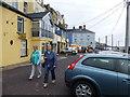 W8066 : Ballast Quay, Cobh by Kenneth  Allen