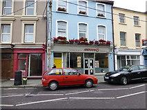 W7966 : Amigos Piazza Place, Cobh by Kenneth  Allen
