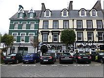 W7966 : Rob Roy Hotel, Cobh by Kenneth  Allen