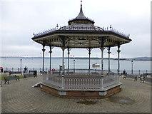 W7966 : Bandstand, John F Kennedy Park, Cobh by Kenneth  Allen