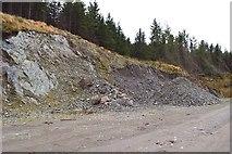 NM9210 : Borrow pit by Patrick Mackie