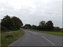 TM2885 : B1062 Flixton Road, Wortwell by Adrian Cable