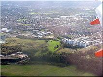 NT2276 : Forthquarter Park and Pilton by M J Richardson
