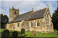 TF1294 : St Peter's church, Normanby le Wold by J.Hannan-Briggs