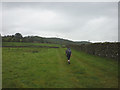 SD2190 : Footpath to Green Bank, Lickle Valley by Karl and Ali